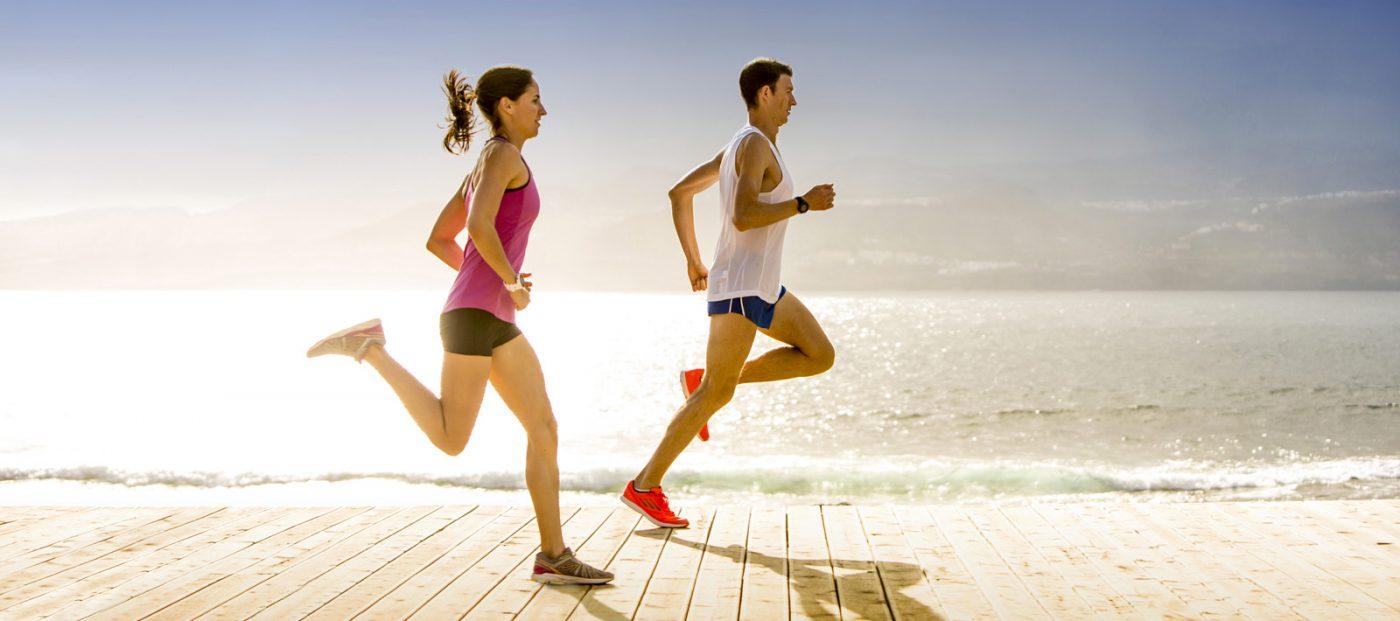 hardlopen garmin strand