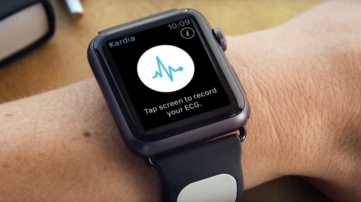hartslag meten horloge